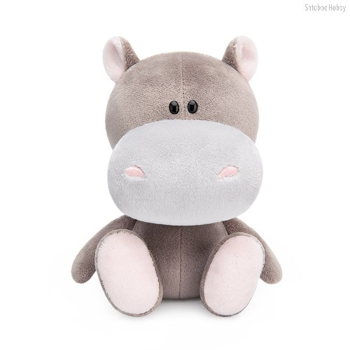 Мягкая игрушка BUDI BASA SA15-11 Бегемотик Бапото - Буди Баса