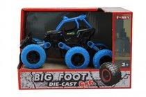 Машина пластиковая FUNKY TOYS FT61069 Багги die-cast, инерционный, синий, 6*6 - Funky Toys
