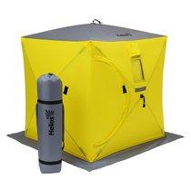 Палатка для зимней рыбалки Helios Куб 1,8х1,8 (HS-ISC-180YG) - Тонар