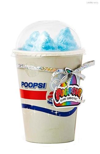 Набор детской косметики POOPSIE SLIME SURPRISE! 68-0011-B для ванны,голубой - Poopsie Slime Surprise!
