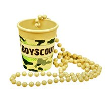 Стопка на цепочке Boyscout Непотеряйка 35 мл 61479 - Boyscout